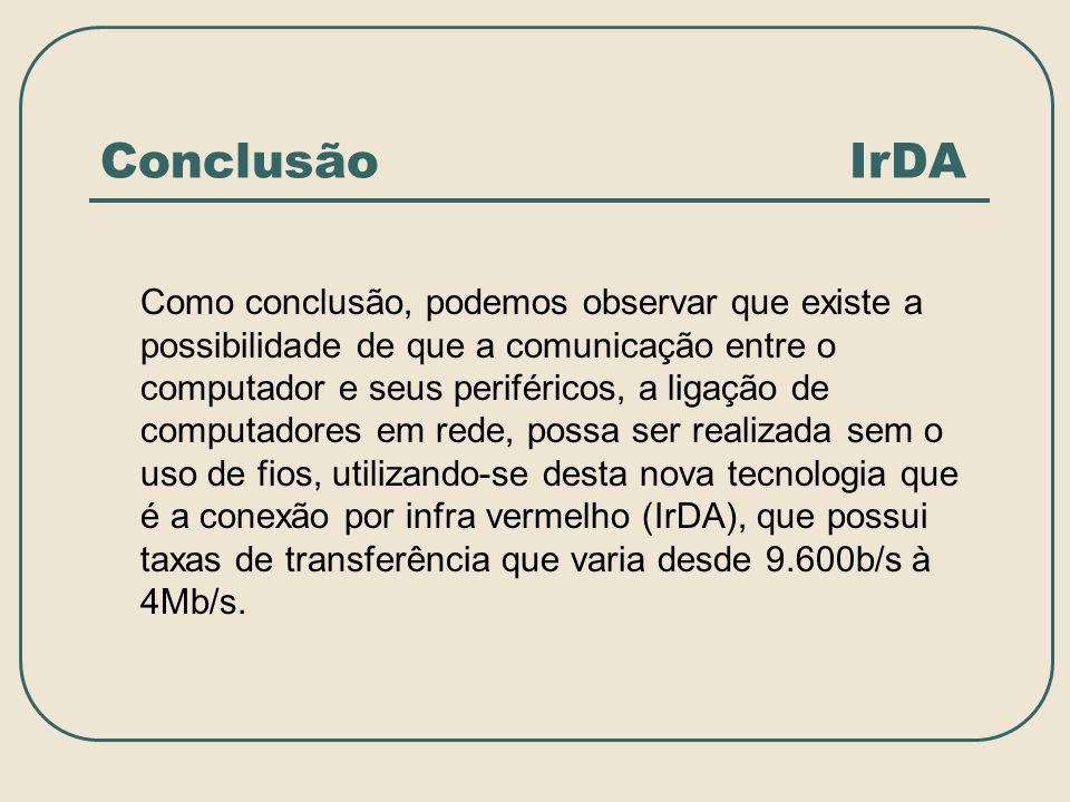 Conclusão IrDA