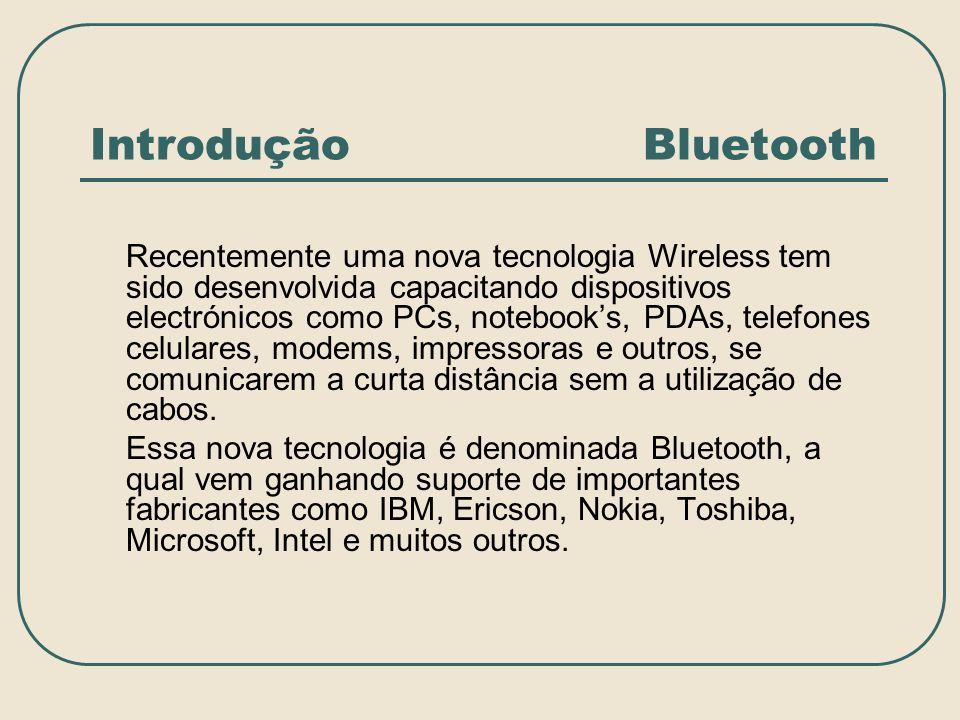Introdução Bluetooth