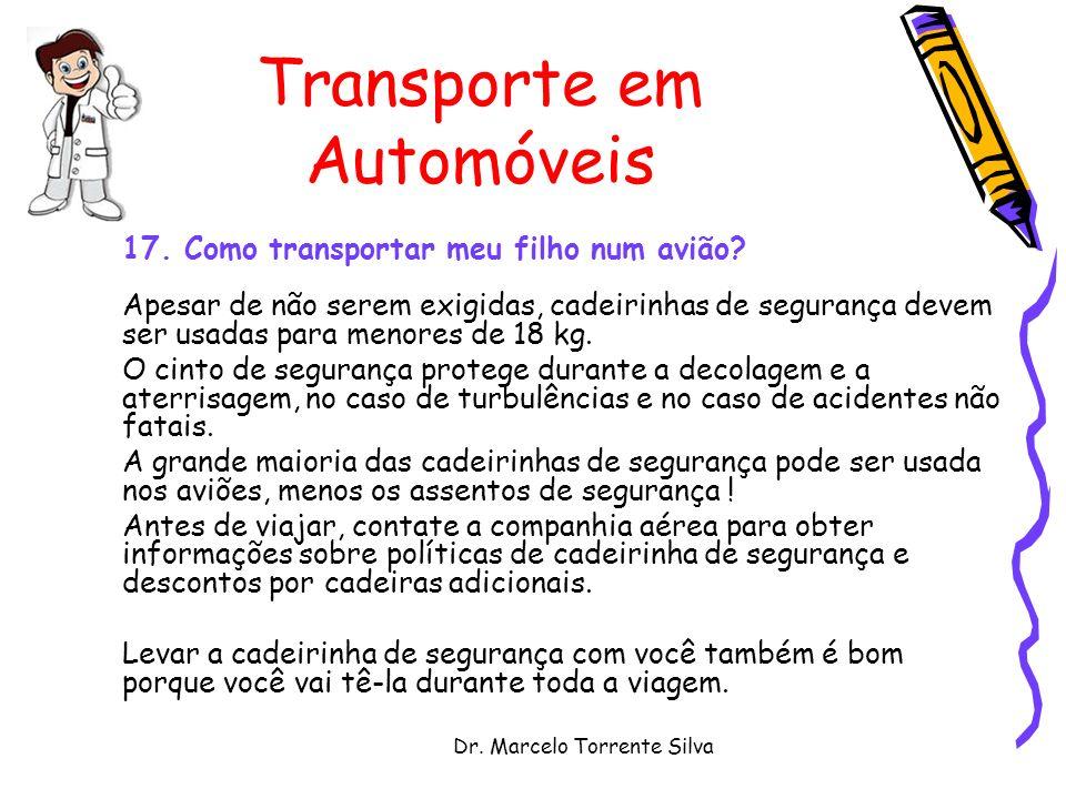 Transporte em Automóveis
