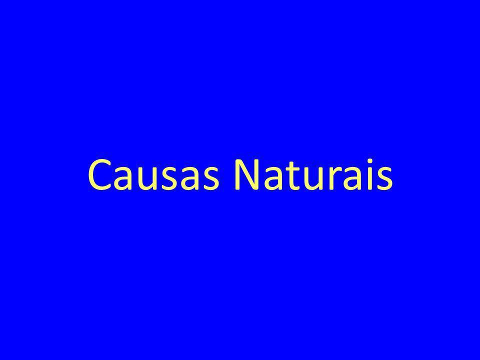 Causas Naturais