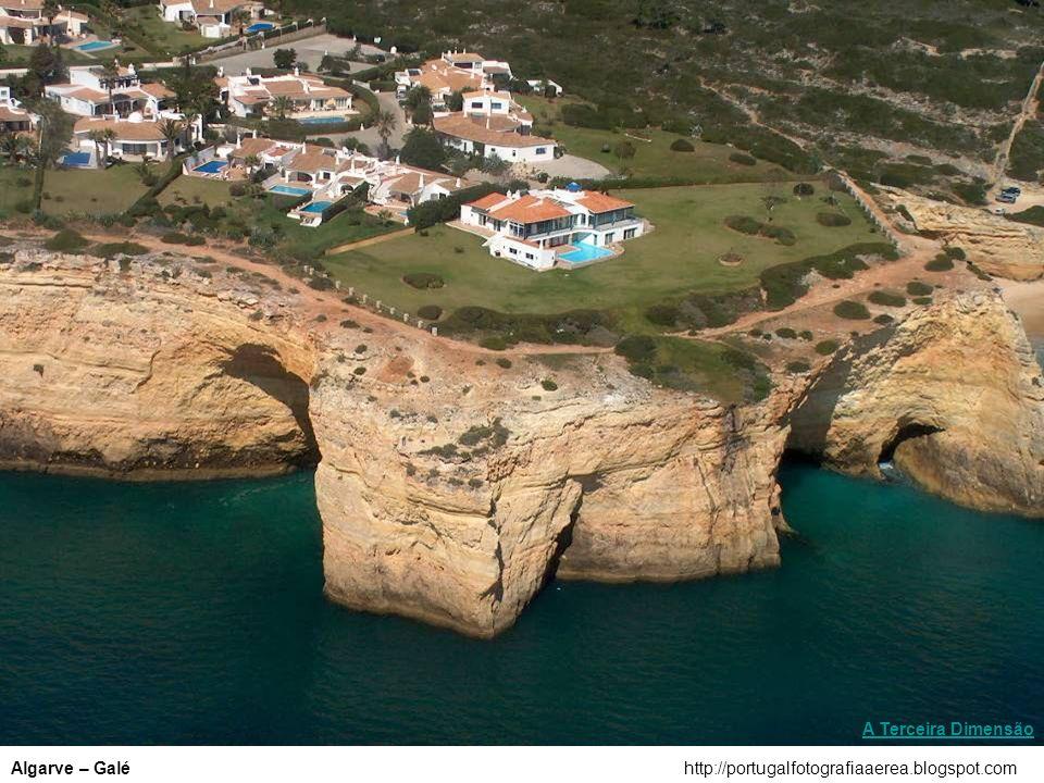 A Terceira Dimensão Algarve – Galé http://portugalfotografiaaerea.blogspot.com