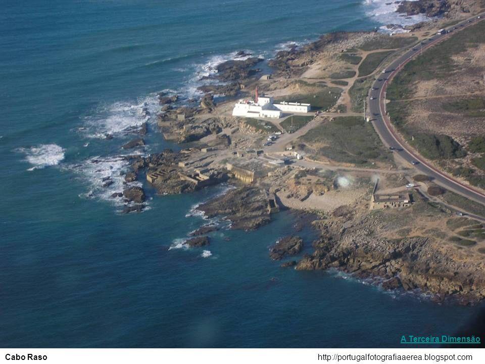 A Terceira Dimensão Cabo Raso http://portugalfotografiaaerea.blogspot.com