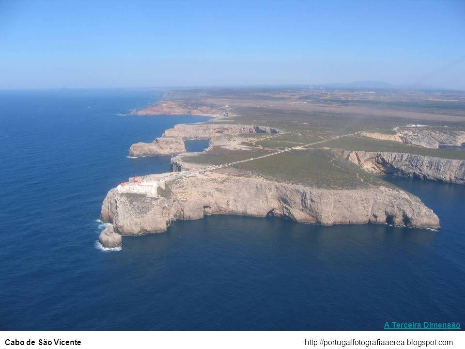 A Terceira Dimensão Cabo de São Vicente http://portugalfotografiaaerea.blogspot.com