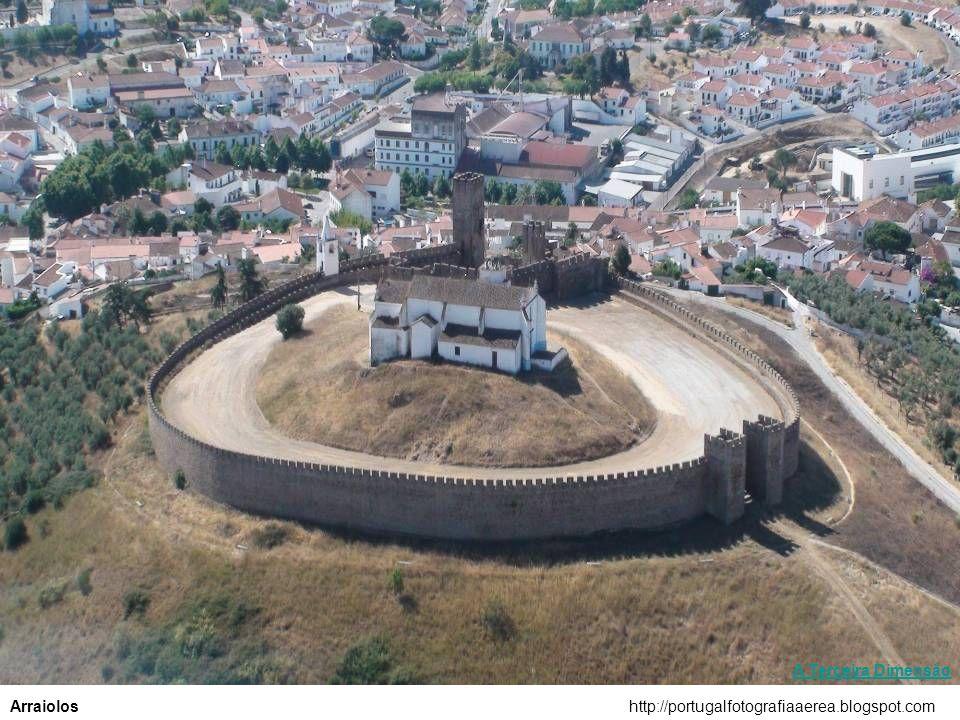 A Terceira Dimensão Arraiolos http://portugalfotografiaaerea.blogspot.com