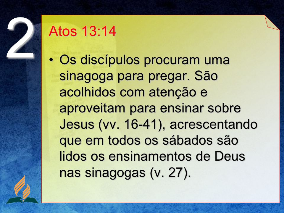 2 Atos 13:14.