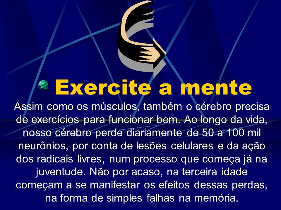 Exercite a mente