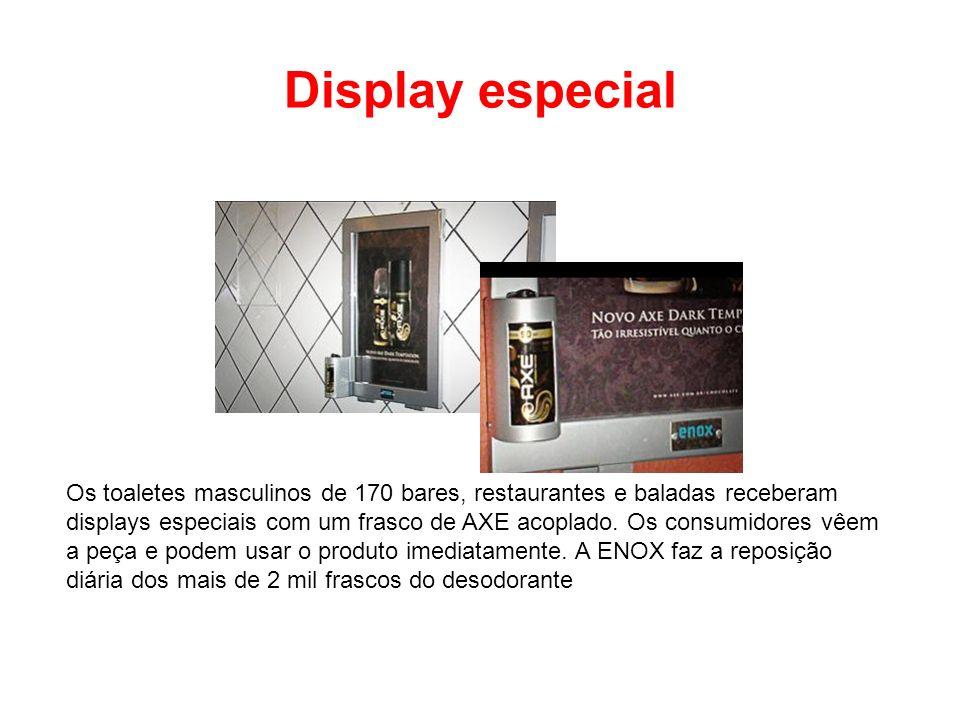 Display especial