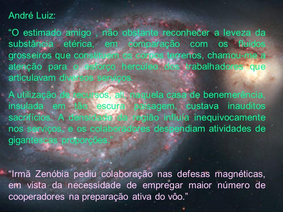 André Luiz: