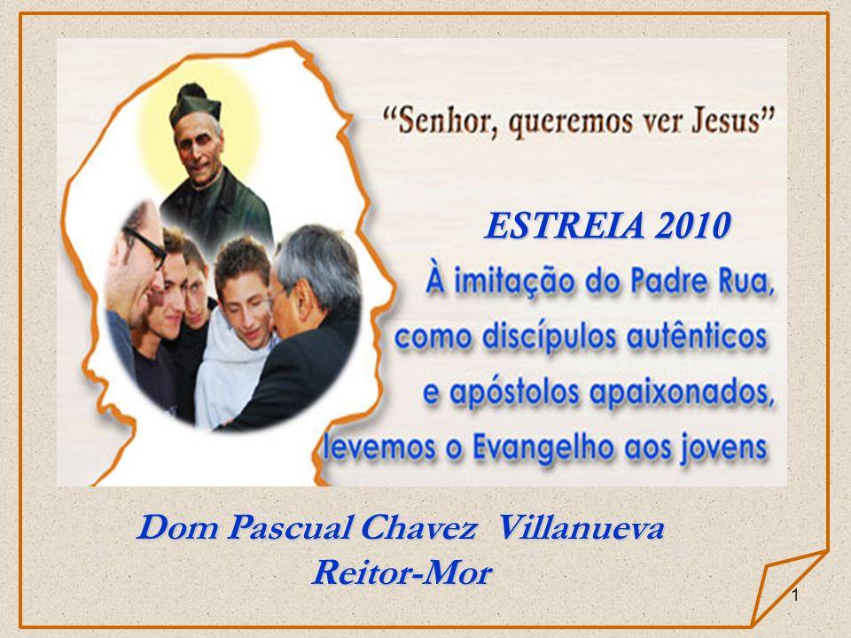 Dom Pascual Chavez Villanueva Reitor-Mor