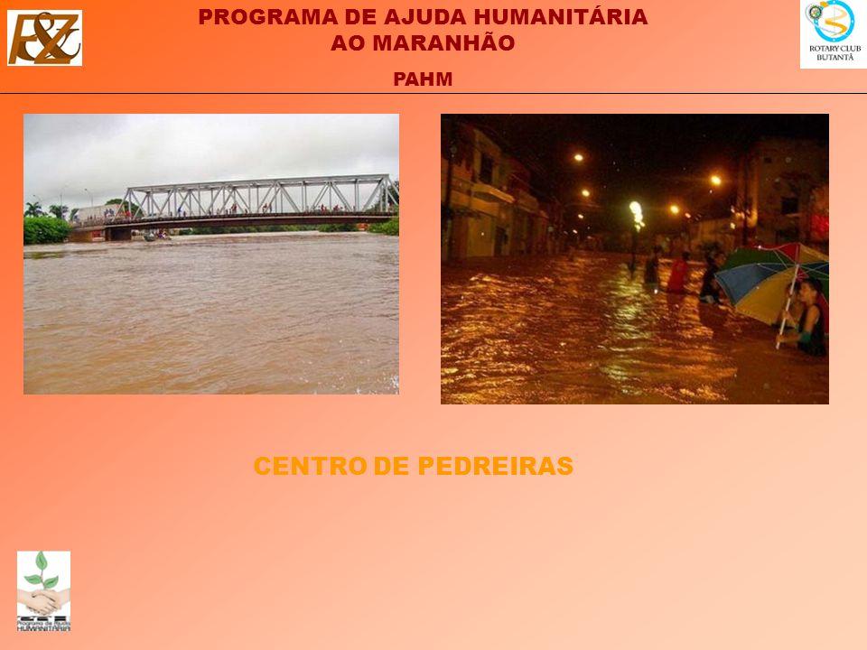 CENTRO DE PEDREIRAS