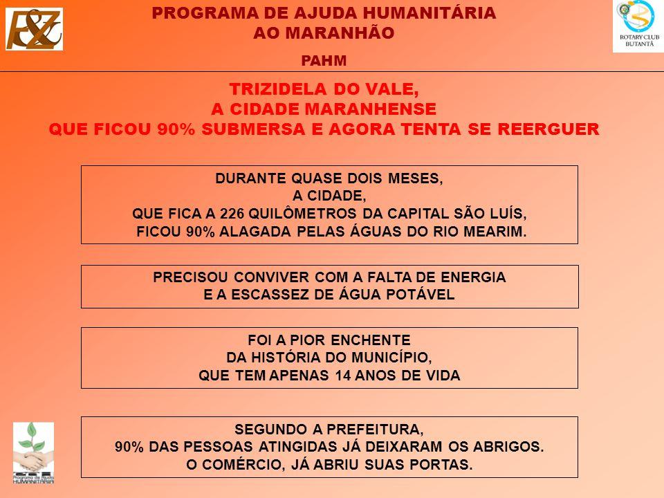 PRECISOU CONVIVER COM A FALTA DE ENERGIA E A ESCASSEZ DE ÁGUA POTÁVEL
