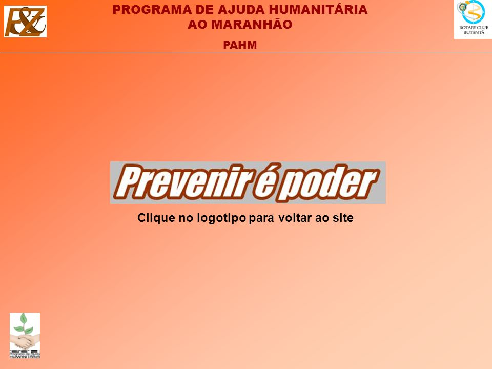 Clique no logotipo para voltar ao site