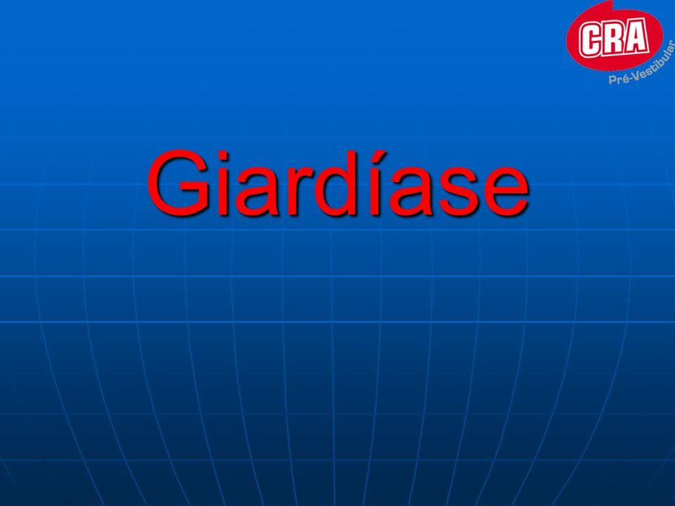 Giardíase