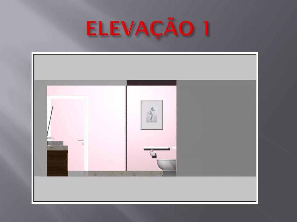 ELEVAÇÃO 1
