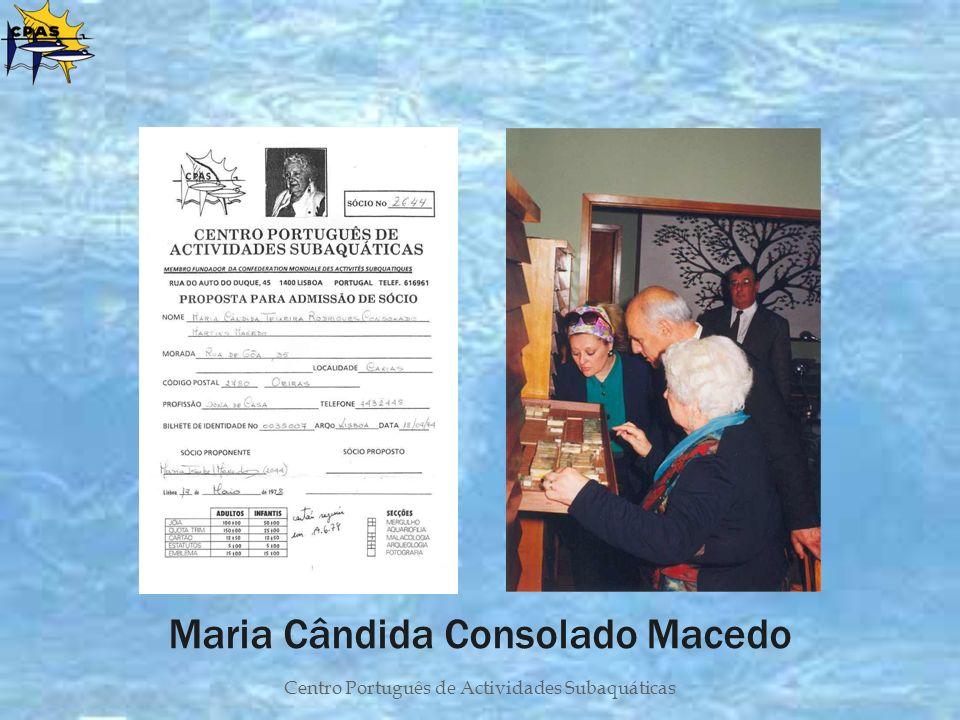 Maria Cândida Consolado Macedo