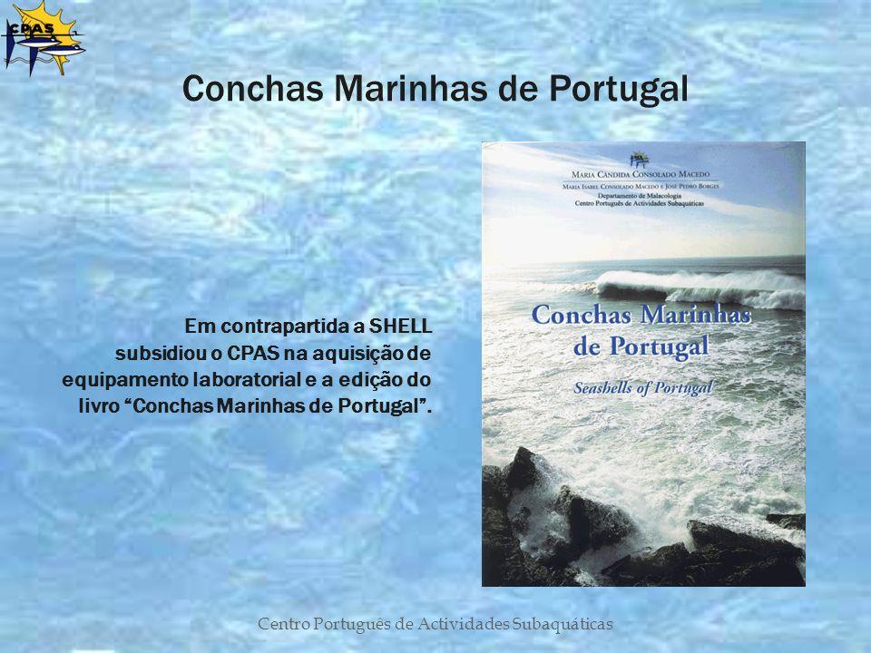 Conchas Marinhas de Portugal
