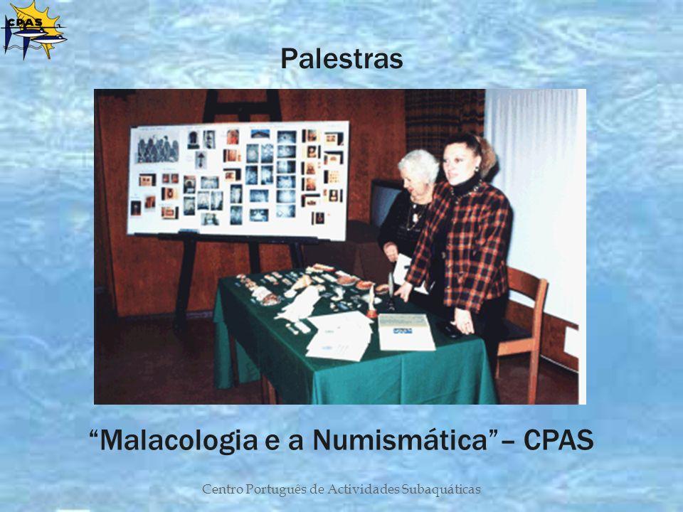 Malacologia e a Numismática – CPAS