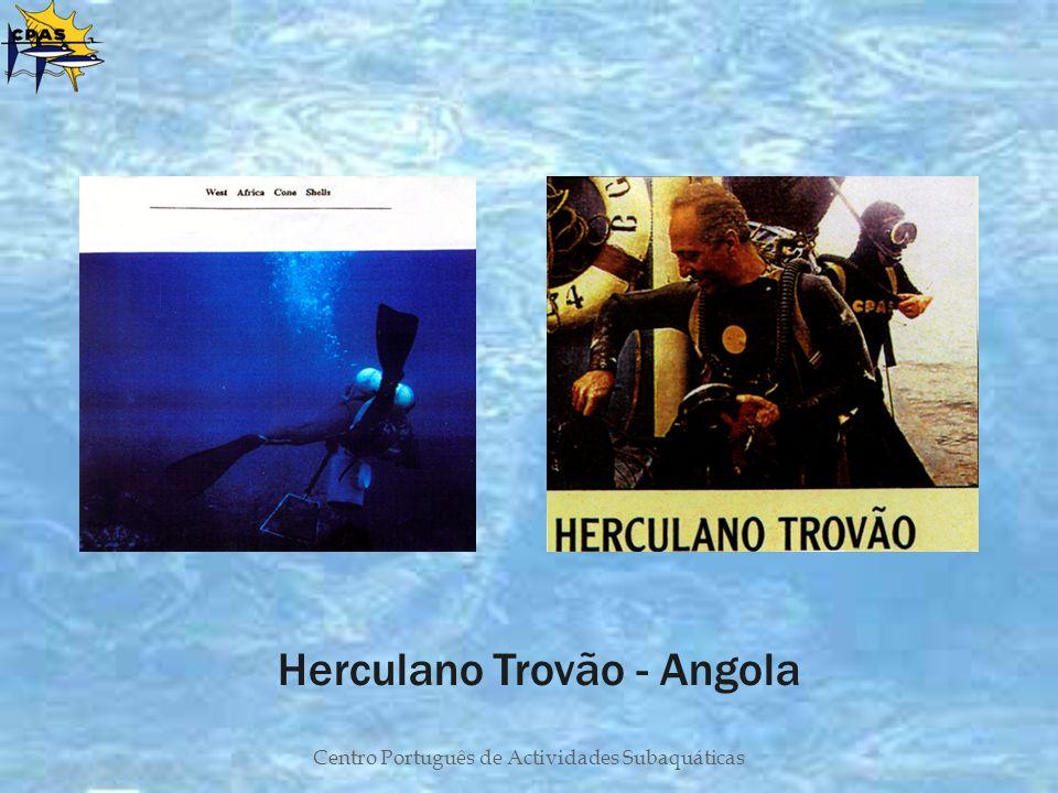 Herculano Trovão - Angola