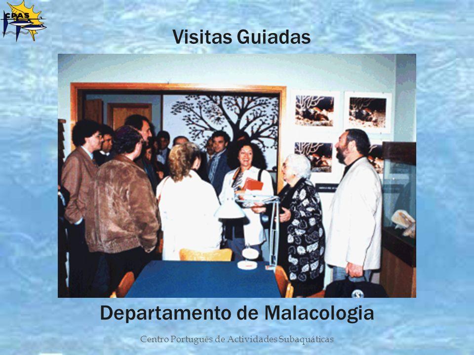 Departamento de Malacologia