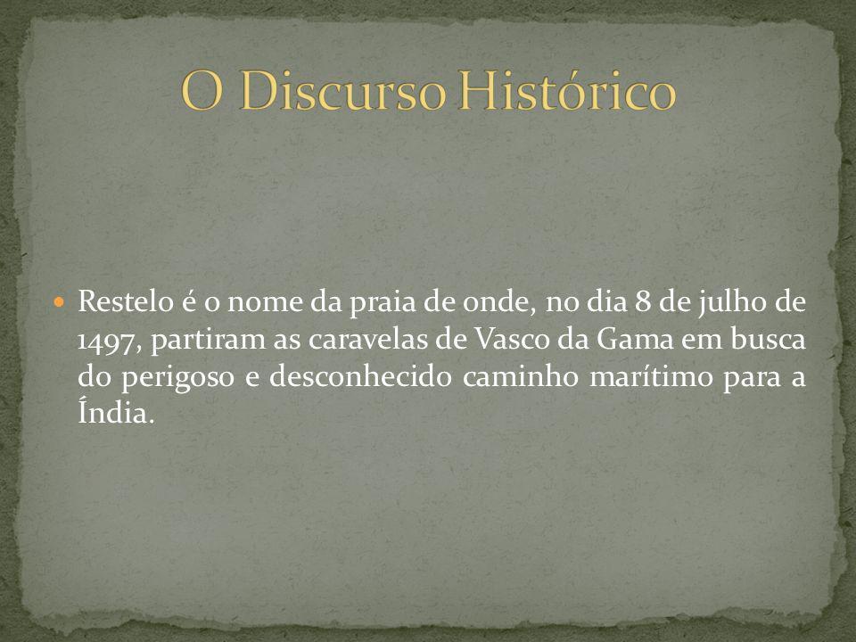 O Discurso Histórico