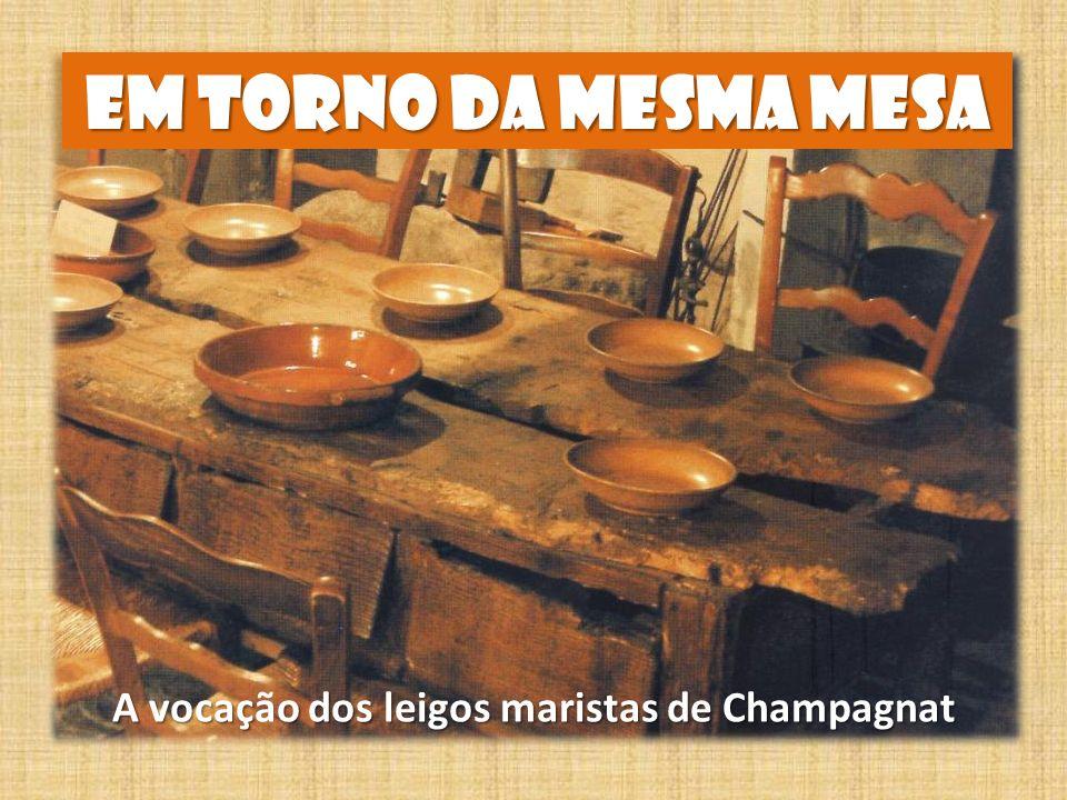 A vocação dos leigos maristas de Champagnat