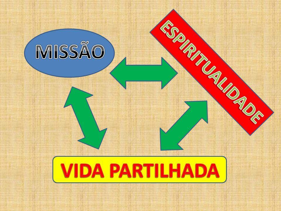 MISSÃO VIDA PARTILHADA