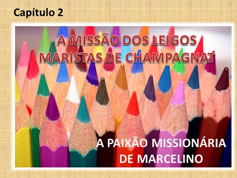 A MISSÃO DOS LEIGOS MARISTAS DE CHAMPAGNAT