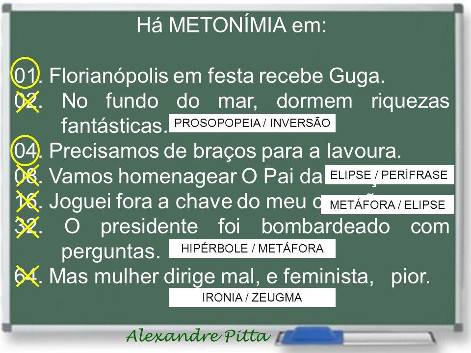 PROSOPOPEIA / INVERSÃO