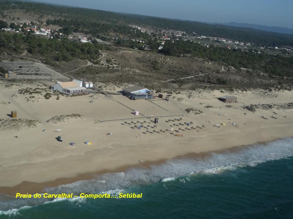 Praia do Carvalhal – Comporta….Setúbal