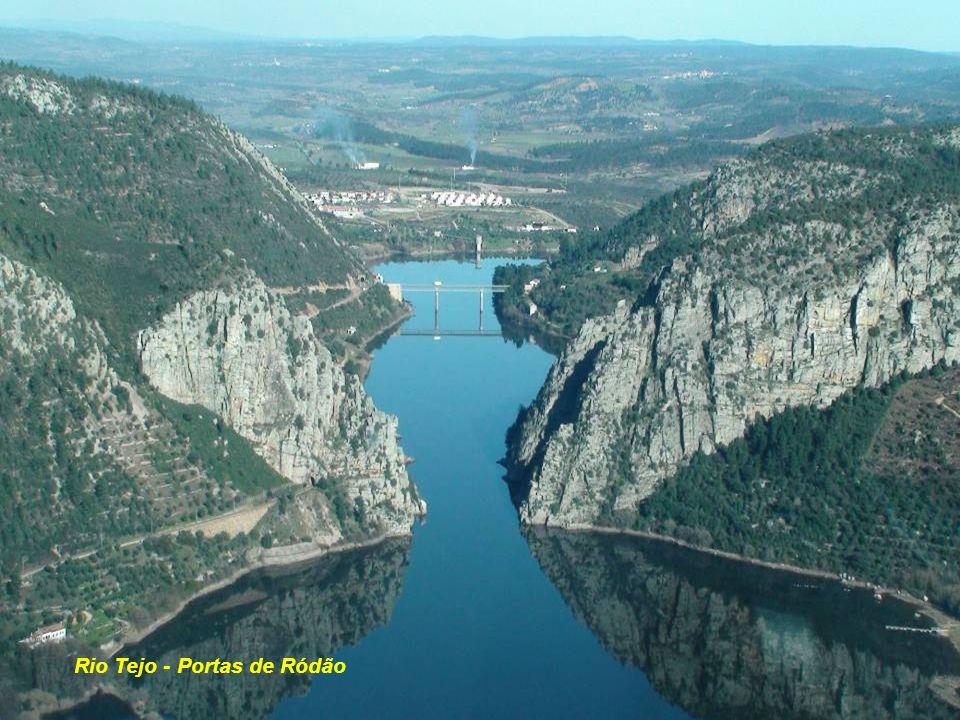 Rio Tejo - Portas de Ródão