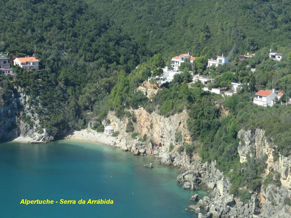 Alpertuche - Serra da Arrábida