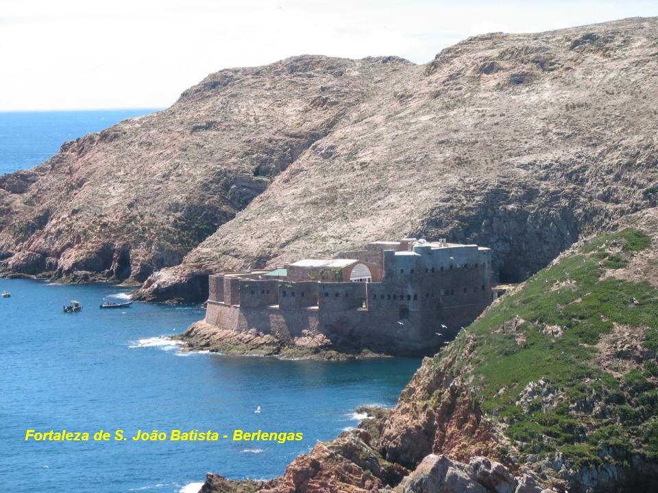 Fortaleza de S. João Batista - Berlengas