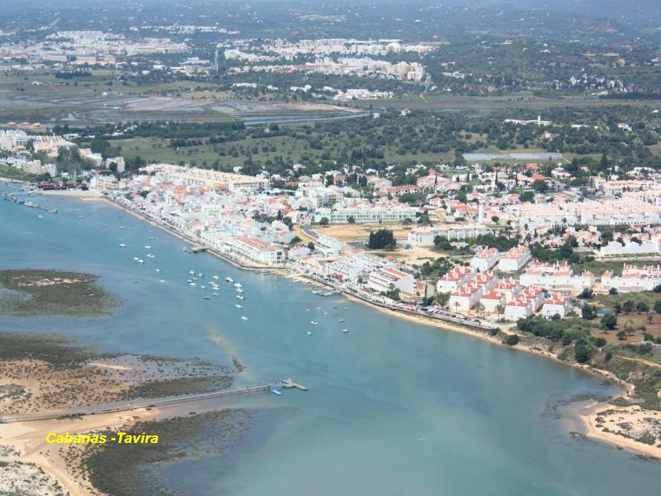 Cabanas -Tavira
