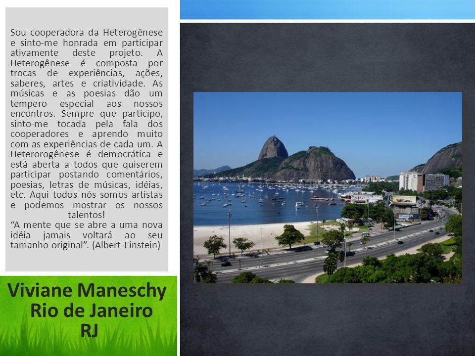 Viviane Maneschy Rio de Janeiro RJ