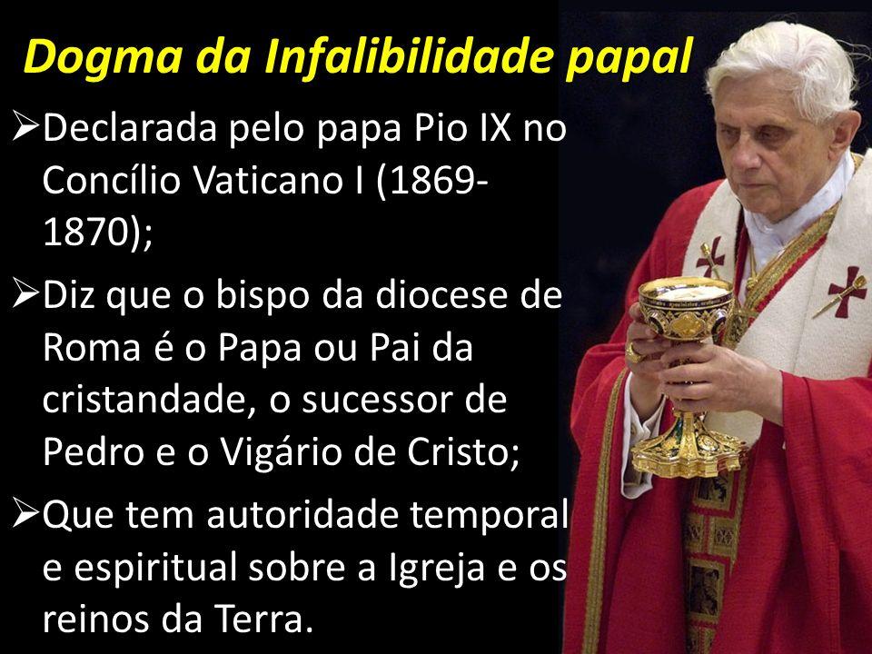 Dogma da Infalibilidade papal