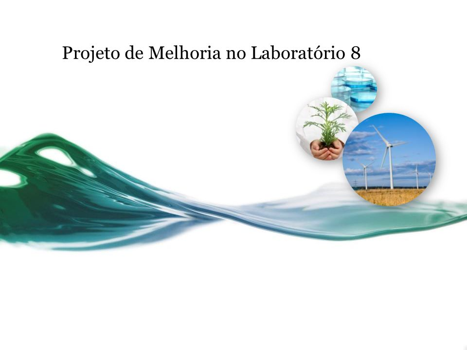 Projeto de Melhoria no Laboratório 8