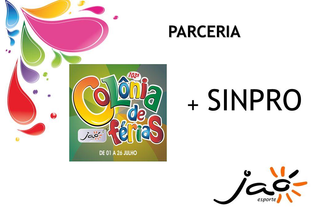 PARCERIA SINPRO +