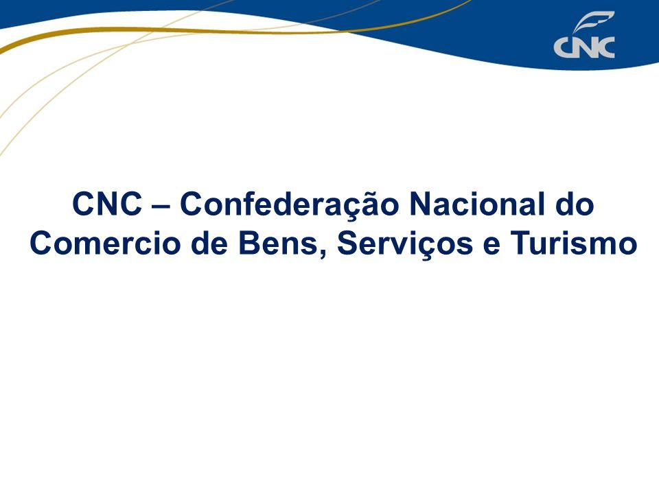 CNC – Confederação Nacional do Comercio de Bens, Serviços e Turismo