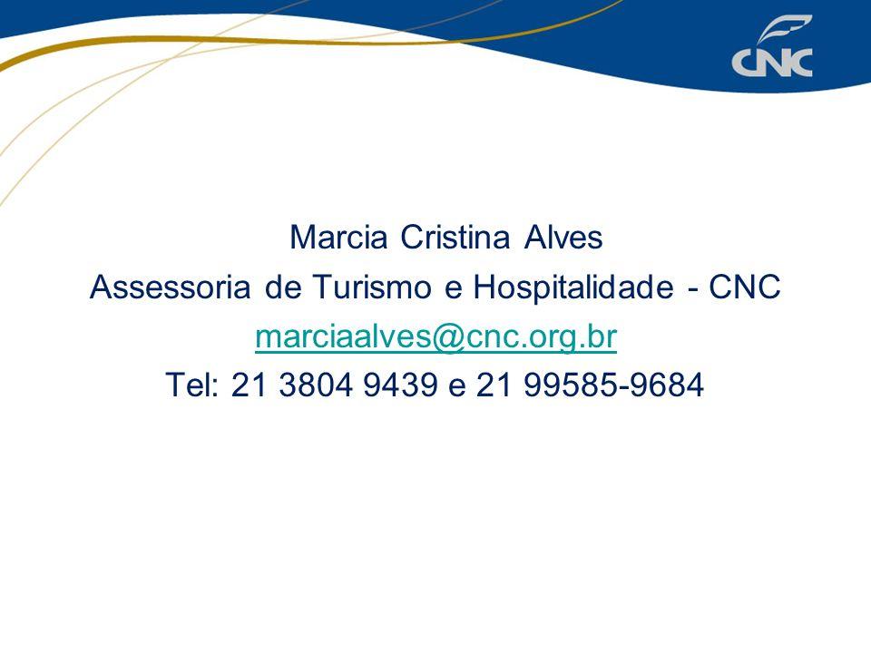 Assessoria de Turismo e Hospitalidade - CNC