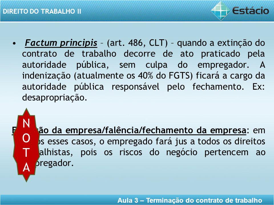 Factum principis – (art