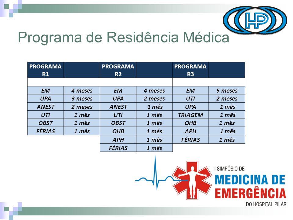 Programa de Residência Médica