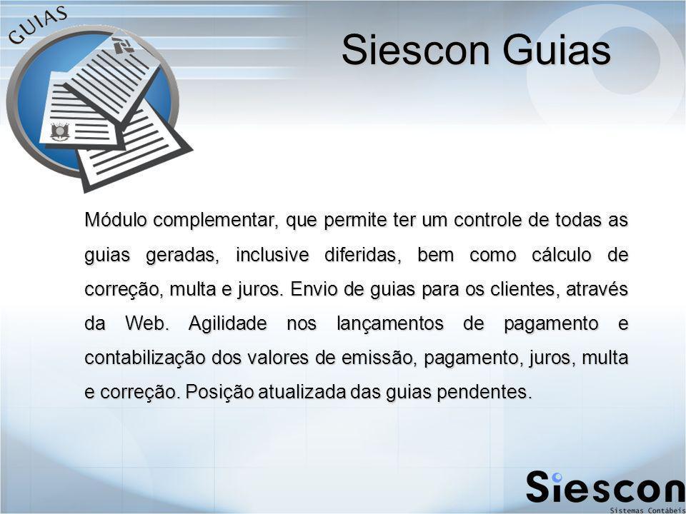 Siescon Guias
