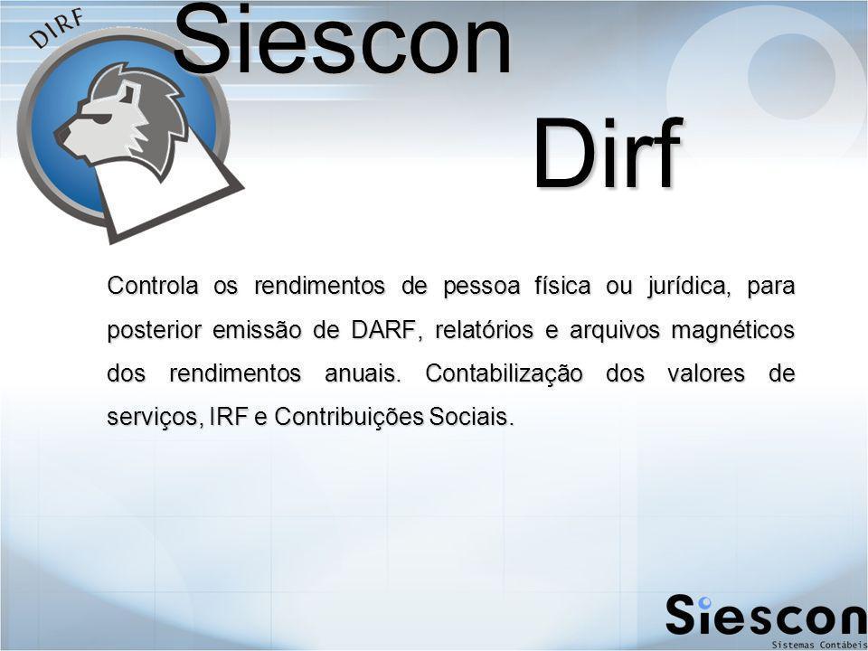 Siescon Dirf