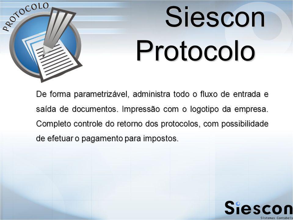 Siescon Protocolo