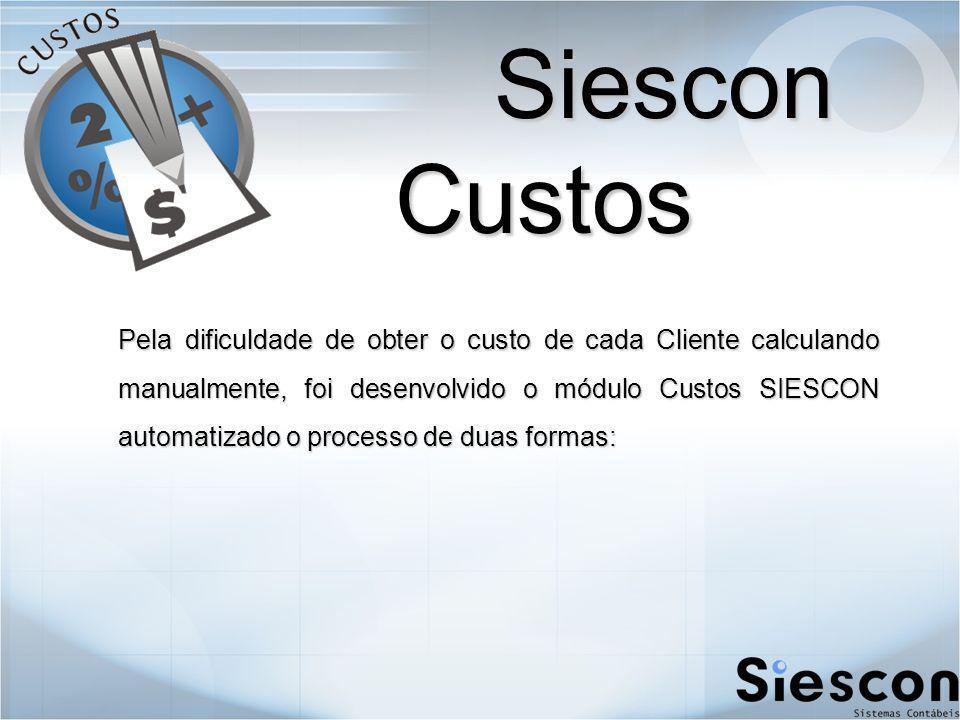 Siescon Custos