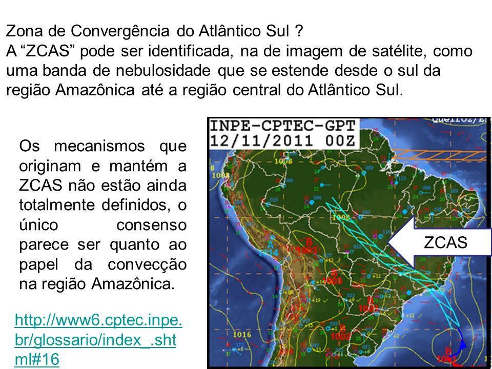 Zona de Convergência do Atlântico Sul
