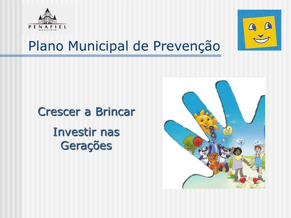 Plano Municipal de Prevenção