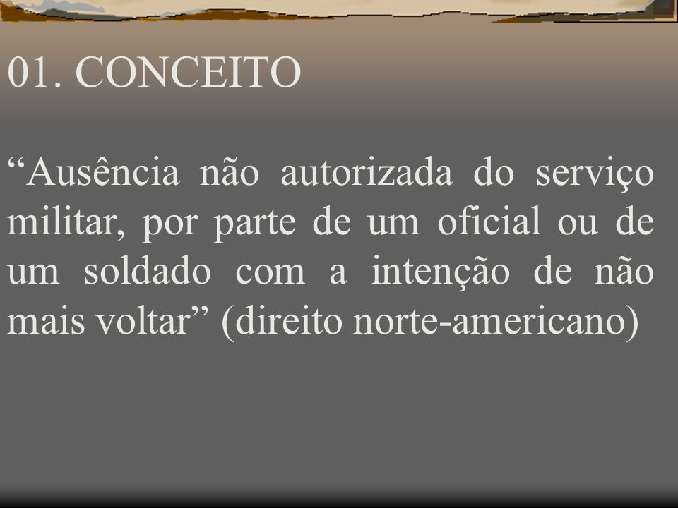 01. CONCEITO
