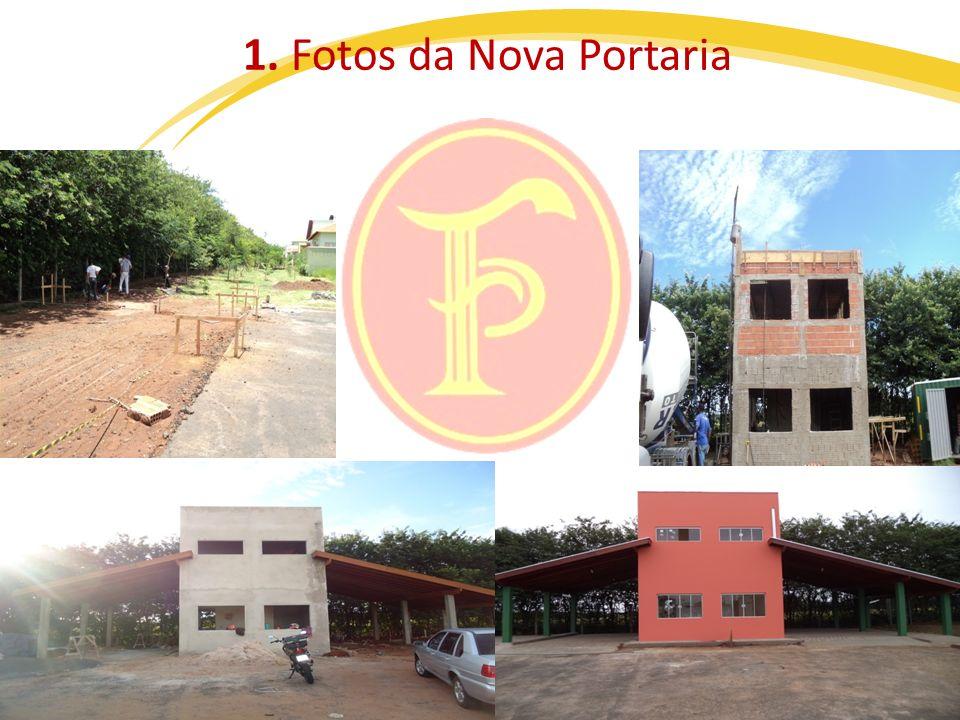 1. Fotos da Nova Portaria