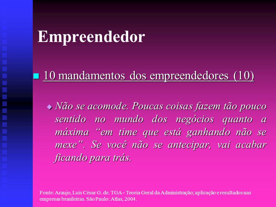 Empreendedor 10 mandamentos dos empreendedores (10)